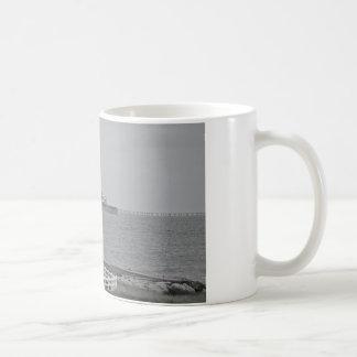 Out to Sea Classic White Coffee Mug