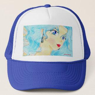 Out to Sea Shi Shi Trucker Hat