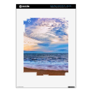 Out to Sea Skins For iPad 3