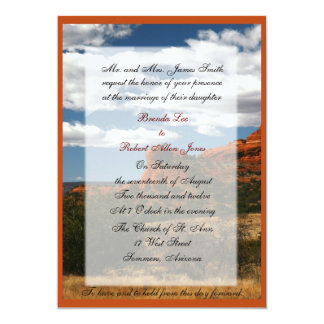 Out West Wedding Invitations