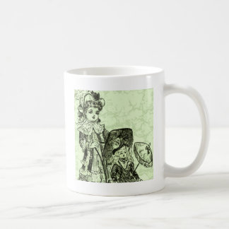 Out with Dolly Coffee Mug