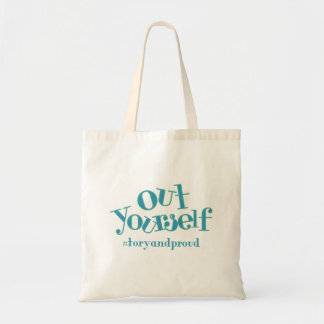 Out Yourself Tote Bag
