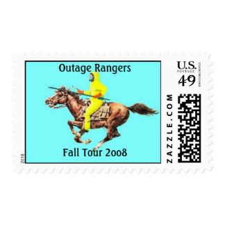 Outage Ranger Postage Stamp
