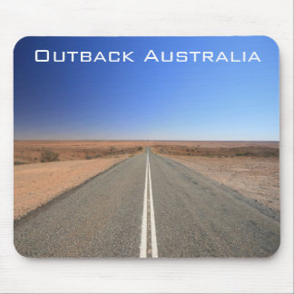 Outback Australia - Mousepad