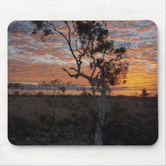 Outback big sky mouse pad