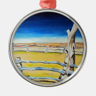 Outback Gumtree Christmas Ornament