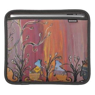 Outback Kangaroos Rickshaw iPad Case rickshawsleeve