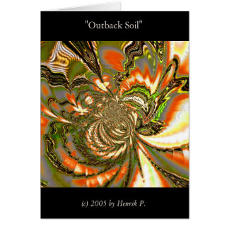 Outback Soil Card