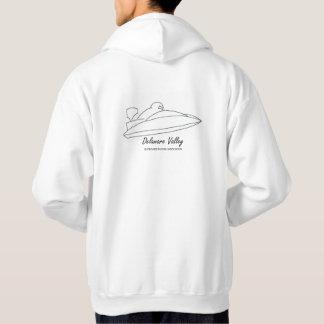 Outboard Racing Runabout Sweatshirt
