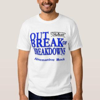 OUTBREAK OF BREAKDOWNS shirt 01