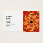 Outburst Business Card