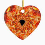 Outburst Ceramic Ornament