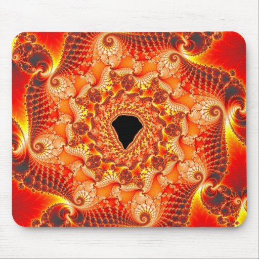 Outburst Mouse Pad