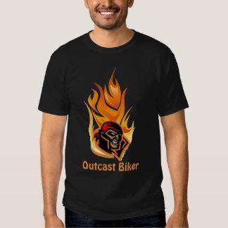 Outcast Biker T-Shirt