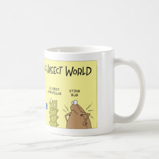 Outcasts in the insect world coffee mug