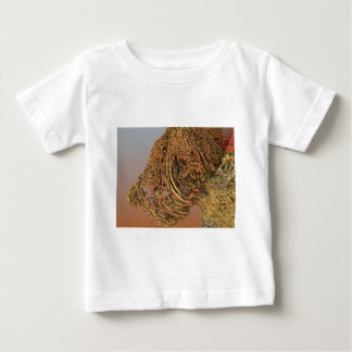 """Outcrop"" futuristic abstract art Baby T-Shirt"