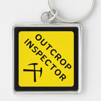 Outcrop Inspector Keychain