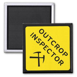 Outcrop Inspector Magnet