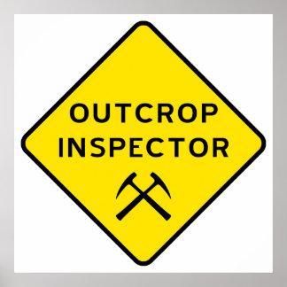 Outcrop Inspector Poster