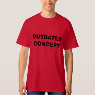 """""""Outdated Concept"""" t-shirt"""