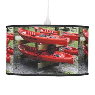 Outdoor Adventures Hanging Pendant Lamps