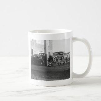Outdoor Auto Maintenance 1926 Coffee Mugs