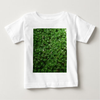 Outdoor Botanical Green Ground Moss Nature Plant Baby T-Shirt