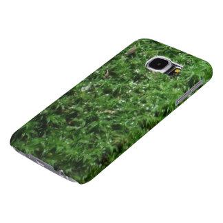 Outdoor Botanical Green Moss Samsung Galaxy S6 Case