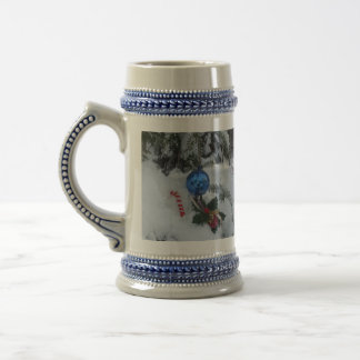 Outdoor Christmas Decorations Beer Stein