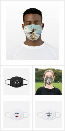 Outdoor Face Masks