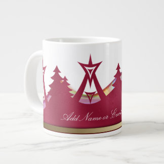 Outdoor Festival Silhouette Mugs