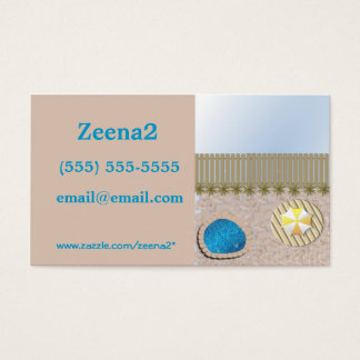 Outdoor Fun Business Cards