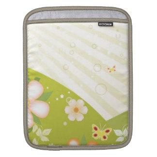 Outdoor Garden iPad Sleeve