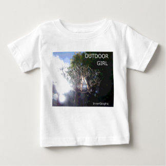OUTDOOR GIRL - FREEDOM BABY T-Shirt