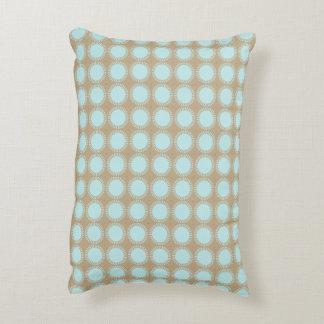 OUTDOOR-INDOOR_Pillows_Mod-Sun-Rise-Aqua-Beige Accent Pillow