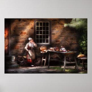 Outdoor Kitchen Print