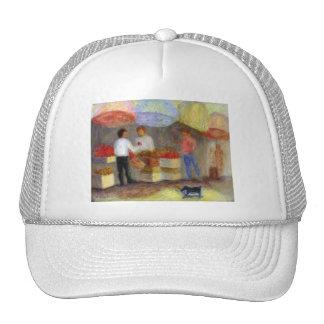 Outdoor Market, Hat