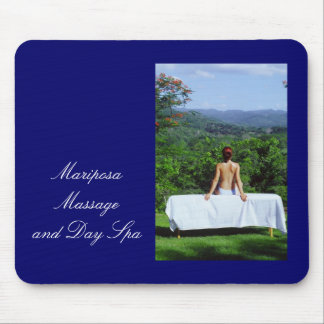 Outdoor massage mouse pad