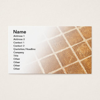 outdoor pavers business card