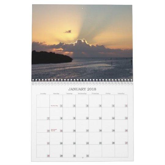 Outdoor Photography 2009 Calendar