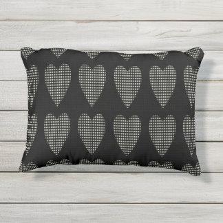 OUTDOOR-Pillows_Rocking Chair & More_Hearts Outdoor Pillow