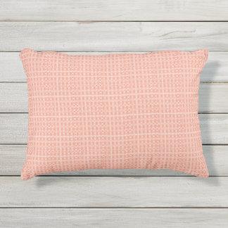 OUTDOOR-Pillows_Rocking Chair_Royalty-Plaid-Peach Outdoor Pillow