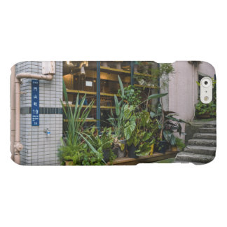 Outdoor plants decor in Shibuya Glossy iPhone 6 Case