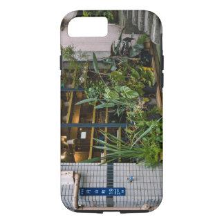 Outdoor plants decor in Shibuya iPhone 8/7 Case