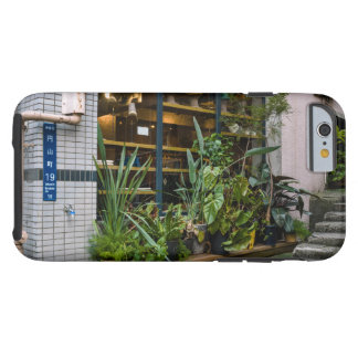 Outdoor plants decor in Shibuya Tough iPhone 6 Case