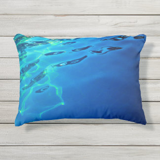 Outdoor Poolside Pillow