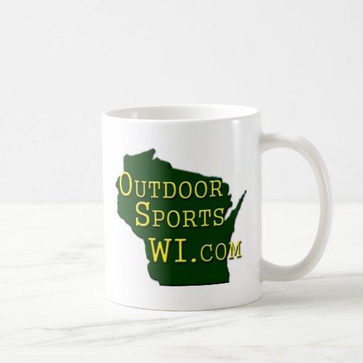 Outdoor Sports WI - Logo Coffee Mug