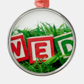 Outdoor Wednesday Christmas Ornaments