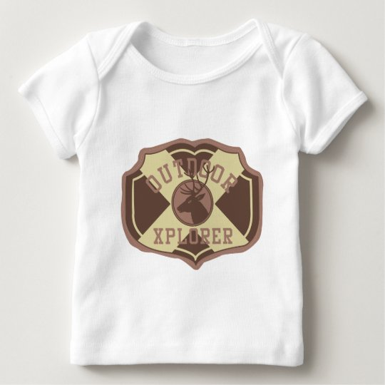 Outdoor Xplorer Baby T-Shirt