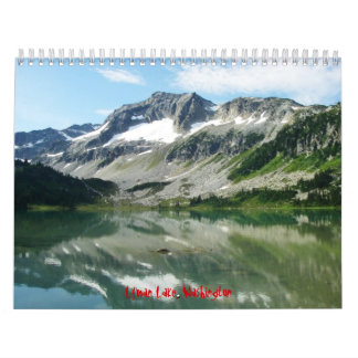 Outdoors - 2008 calendar